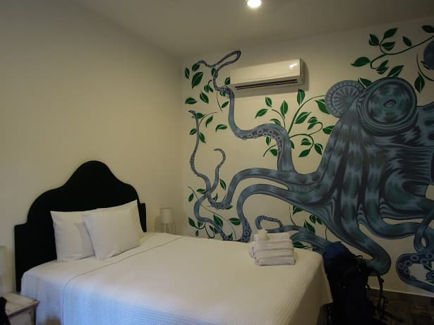 Chambre Hotel Ginger Tulum